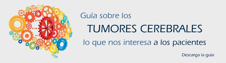 estamos aquí para las personas que padecen un tumor cerebral y sus familiares